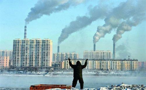 中国每年因空气污染导致早死35万-50万人